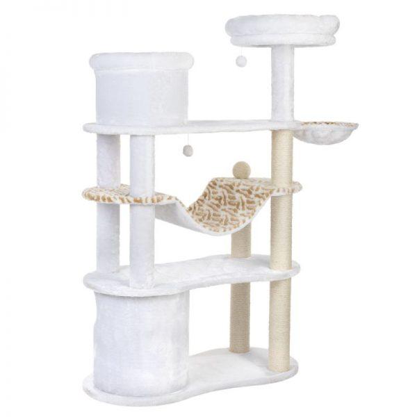 ZOOSHOP.ONLINE - Интернет-магазин зоотоваров - Когтеточка-домик для кошек White Tiger XXL