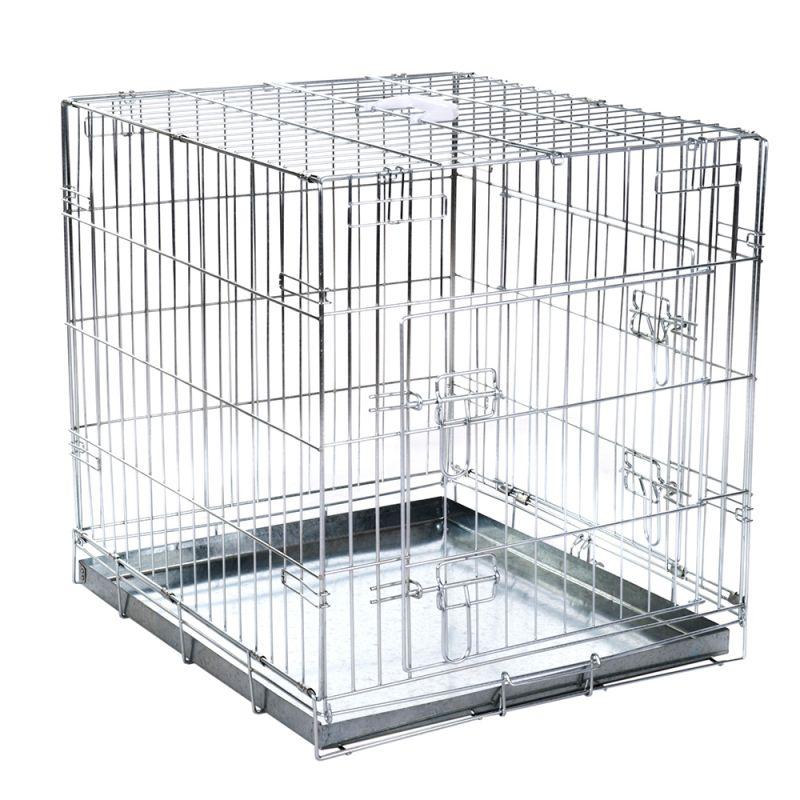 ZOOSHOP.ONLINE - Zoopreču internetveikals - Metāla būris  Dog Wire