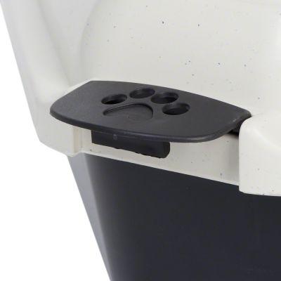 ZOOSHOP.ONLINE - Интернет-магазин зоотоваров - Туалет для кошек уголовая Bowl  70 x 56 x 23 см