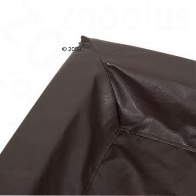 ZOOSHOP.ONLINE - Интернет-магазин зоотоваров - Кровать для собак Гигиеничная цвет табак  85 x 70 см