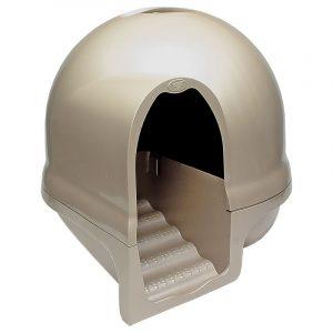 ZOOSHOP.ONLINE - Интернет-магазин зоотоваров - Petmate туалет для кошек Booda Cleanstep