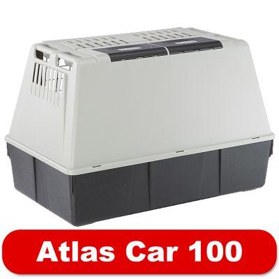 ZOOSHOP.ONLINE - Интернет-магазин зоотоваров - Ferplast Atlas Car  переноска пластиковая для транспортировки  Car 80, Car 100