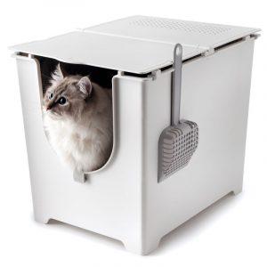 ZOOSHOP.ONLINE - Интернет-магазин зоотоваров - Modko Flip туалет для кошек