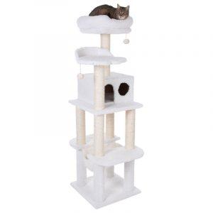 ZOOSHOP.ONLINE - Интернет-магазин зоотоваров - Когтеточка-домик для кошек La Digue II