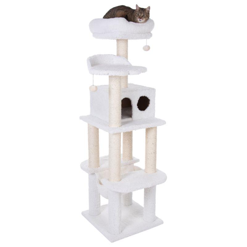 ZOOSHOP.ONLINE - Zoopreču internetveikals - Kaķu māja La Digue II