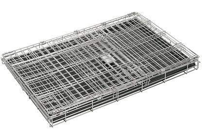 ZOOSHOP.ONLINE - Интернет-магазин зоотоваров - Savic Dog Residence металлическая клетка 76-118cm