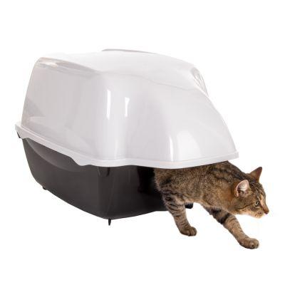 ZOOSHOP.ONLINE - Zoopreču internetveikals - Ferplast OUTDOOR - kaķu tualete , pagalmam