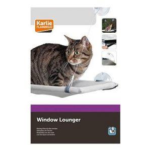 ZOOSHOP.ONLINE - Интернет-магазин зоотоваров - Karlie Flamingo - оконный гамак для кошек