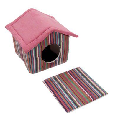 ZOOSHOP.ONLINE - Интернет-магазин зоотоваров - Пещера Funny Stripes 50 х50 х 42 см