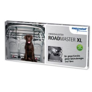 ZOOSHOP.ONLINE - Интернет-магазин зоотоваров - Kleinmetall Roadmaster XL решетка ширина 124 - 180 см