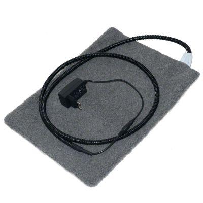 ZOOSHOP.ONLINE - Zoopreču internetveikals - Apsildāms matracis Comfy ar divpusēju pārklājumu 40 x 30 cm