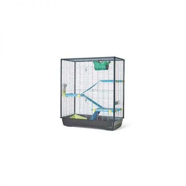ZOOSHOP.ONLINE - Интернет-магазин зоотоваров - SAVIC Zeno EMPIRE 3 клетка для грызунов 100 x 50 x 116 см