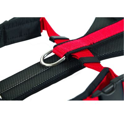 ZOOSHOP.ONLINE - Интернет-магазин зоотоваров - NEEWA Running Harness Шлейка- красная S