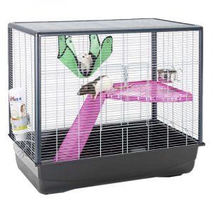 ZOOSHOP.ONLINE - Интернет-магазин зоотоваров - SAVIC Zeno 2 клетка для грызунов  80 x 50 x 70 cм