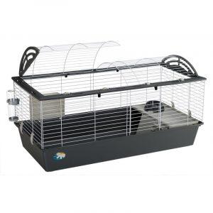 ZOOSHOP.ONLINE - Интернет-магазин зоотоваров - Ferplast Casita 120 клетка для кроликов и морских свинок