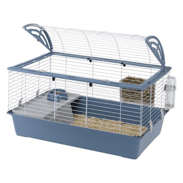 ZOOSHOP.ONLINE - Интернет-магазин зоотоваров - Ferplast Casita 100 клетка для грызунов  96 x 57 x В 56 см