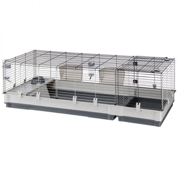 ZOOSHOP.ONLINE - Интернет-магазин зоотоваров - Ferplast Krolik 160 клетка для мелких животных