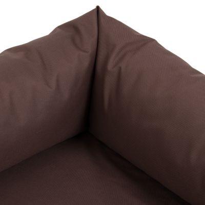 ZOOSHOP.ONLINE - Zoopreču internetveikals - Izturīga suņu gulta Strong & Soft brūna L, XL, XXL