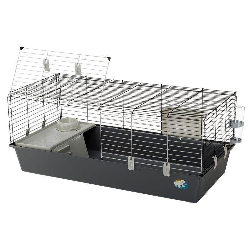 ZOOSHOP.ONLINE - Zoopreču internetveikals - Ferplast Rabbit 120 būris trušiem