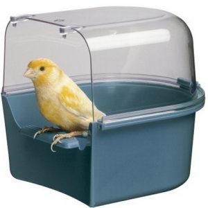 ZOOSHOP.ONLINE - Интернет-магазин зоотоваров - Ferplast купалка   для малых птиц Trevi