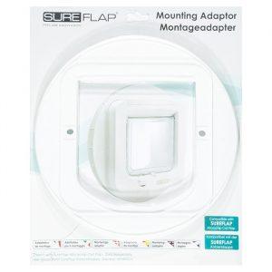 ZOOSHOP.ONLINE - Интернет-магазин зоотоваров - Sure Flap  монтажный адаптер для двери Sure Flap Microchip и Cat Flap