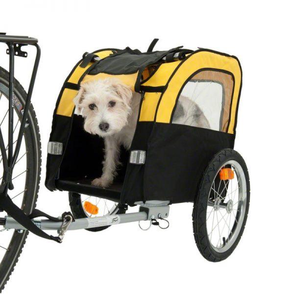 ZOOSHOP.ONLINE - Интернет-магазин зоотоваров - Прицеп к велосипеду Mini Bee