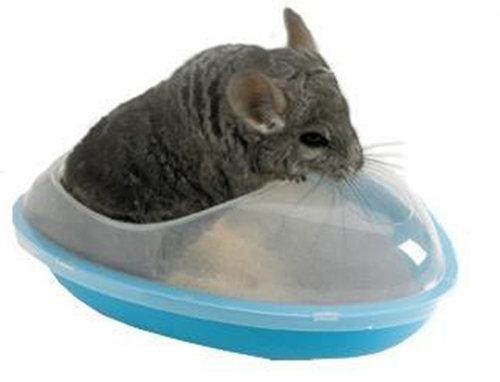 ZOOSHOP.ONLINE - Zoopreču internetveikals - SAVIC  peldētava šinšilai Wellness Bath