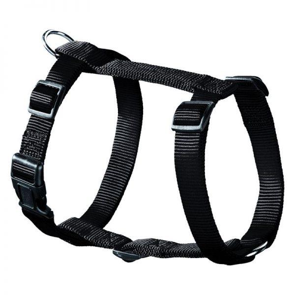 ZOOSHOP.ONLINE - Интернет-магазин зоотоваров - Hunter шлейка Ecco Sport Vario Rapid  M 48-70 черная