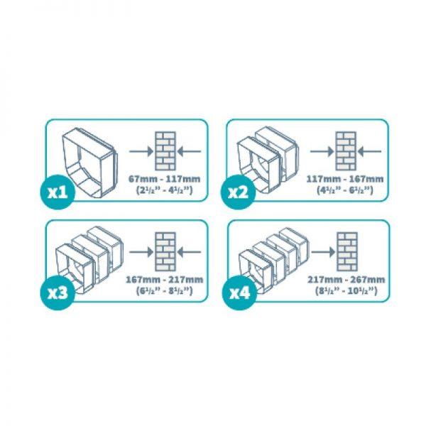 ZOOSHOP.ONLINE - Zoopreču internetveikals - SureFlap durvis ar mikročipu