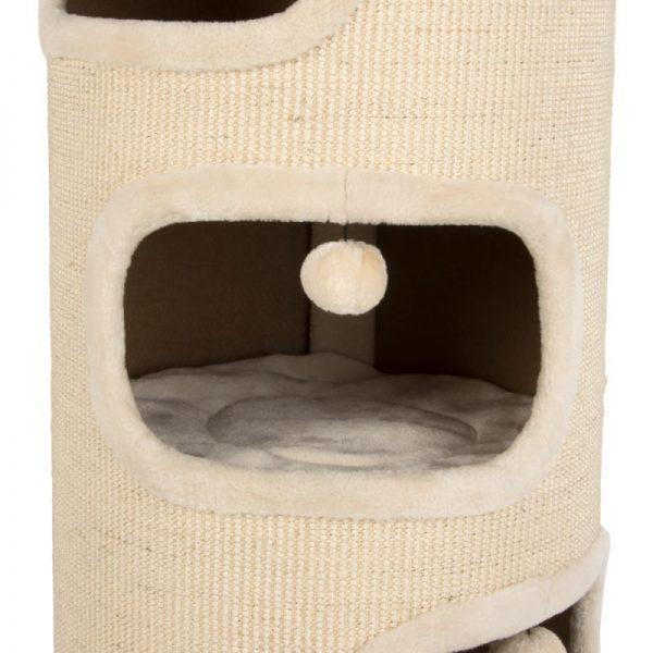 ZOOSHOP.ONLINE - Zoopreču internetveikals - Kaķu māja Natural Paradise Standard  XXL, A 110 x Ø 49 cm