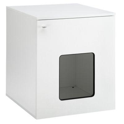 ZOOSHOP.ONLINE - Интернет-магазин зоотоваров - Ferplast Cat Cabinet мебель для кошачьего лотка