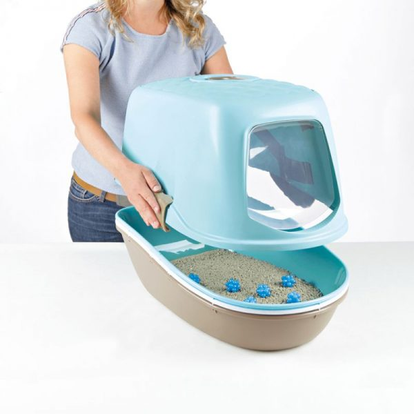 ZOOSHOP.ONLINE - Интернет-магазин зоотоваров - Trixie Berto Тоp - Туалет для кошек