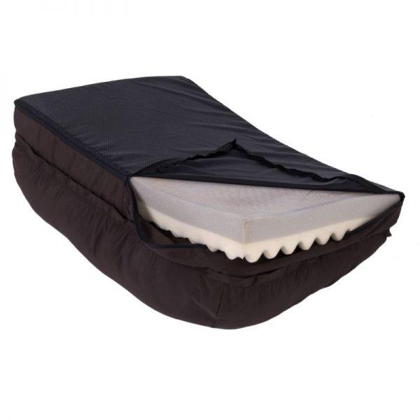 ZOOSHOP.ONLINE - Интернет-магазин зоотоваров - Ортопедическая кровать для собак 90 x 60 x 30 см