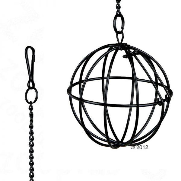 ZOOSHOP.ONLINE - Интернет-магазин зоотоваров - Trixie кормушка для сена Futter-Ball