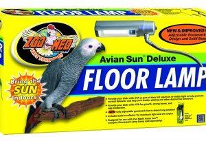 ZOOSHOP.ONLINE - Интернет-магазин зоотоваров - AvianSun™ Deluxe Floor Lamp - Напольная лампа для птиц