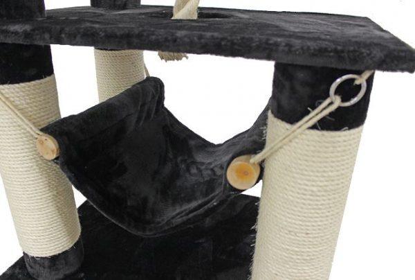 ZOOSHOP.ONLINE - Интернет-магазин зоотоваров - Когтеточка-домик для кошек Небоскреб