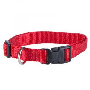 ZOOSHOP.ONLINE - Интернет-магазин зоотоваров - Hunter ошейник Ecco Sport Vario Basic, красный M: