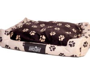 ZOOSHOP.ONLINE - Zoopreču internetveikals - Oeko bed suņu gulta  Pakmas M L