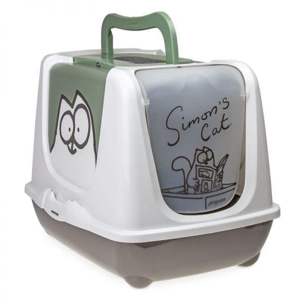 ZOOSHOP.ONLINE - Интернет-магазин зоотоваров - Karlie Simon's Cat туалет для кошек