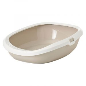 ZOOSHOP.ONLINE - Интернет-магазин зоотоваров - SAVIC туалет для кошек - 52 х 39,5 х 15 см