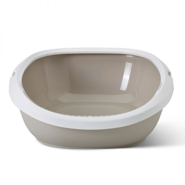 ZOOSHOP.ONLINE - Zoopreču internetveikals - SAVIC tualete kaķiem - 52 х 39,5 х 15 сm