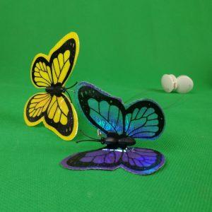 ZOOSHOP.ONLINE - Интернет-магазин зоотоваров - Игрушка для кошек Funny Butterfly / резервная часть бабочка