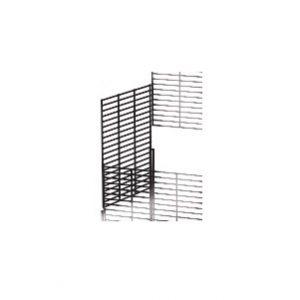 ZOOSHOP.ONLINE - Интернет-магазин зоотоваров - Ferplast короткая решетка для клеток  RABBIT 100 TRIS RABBIT 120 TRIS