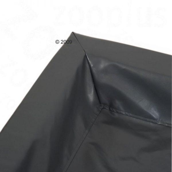 ZOOSHOP.ONLINE - Интернет-магазин зоотоваров - Кровать для собак Гигиеничная цвет гранит Дл 85 x Ш 70 см