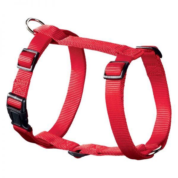 ZOOSHOP.ONLINE - Интернет-магазин зоотоваров - Hunter шлейка Ecco Sport Vario Rapid - красная S: 33 - 54 cм