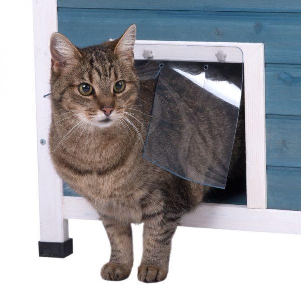 ZOOSHOP.ONLINE - Zoopreču internetveikals - Kaķu māja Penthouse