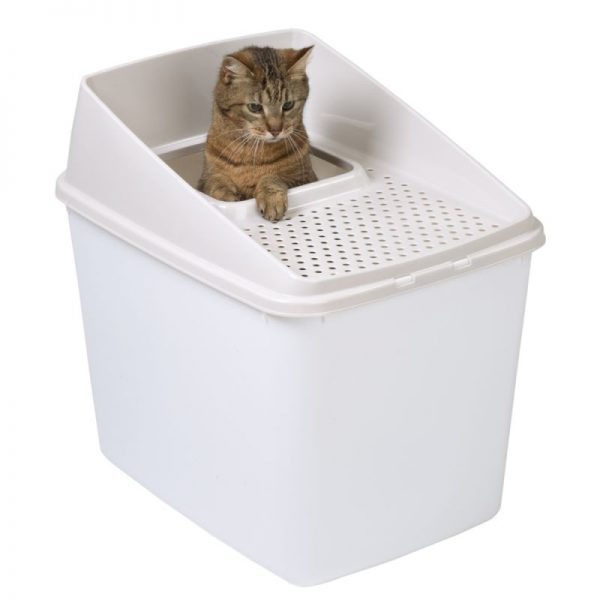 ZOOSHOP.ONLINE - Интернет-магазин зоотоваров - Туалет для кошек Большой ящик