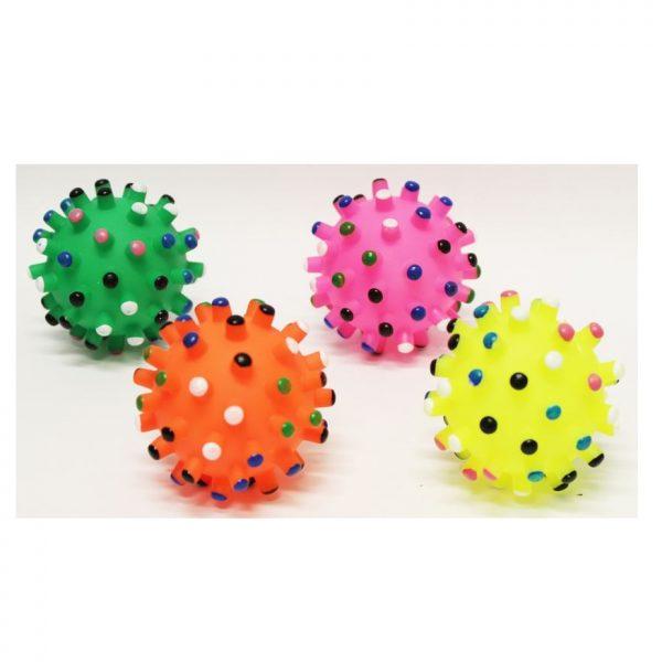 ZOOSHOP.ONLINE - Интернет-магазин зоотоваров - Игрушка для собак  виниловый мяч 1 шт.