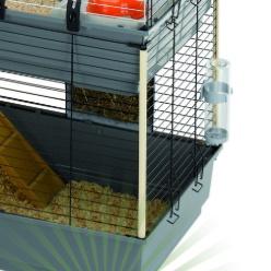 ZOOSHOP.ONLINE - Zoopreču internetveikals - Ferplast stabs montāžas  priekš būriem  RABBIT 120 RABBIT 100 x 1gb