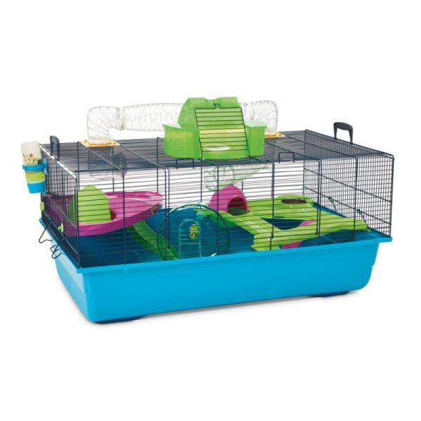 ZOOSHOP.ONLINE - Интернет-магазин зоотоваров - SAVIC Hamster Heaven клетка для грызунов 80 x 50 x 50 см